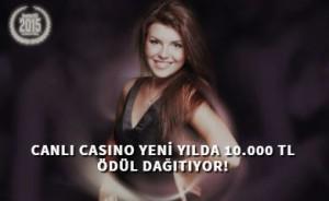Bets10 Canlı Casino 10.000 TL Ödül