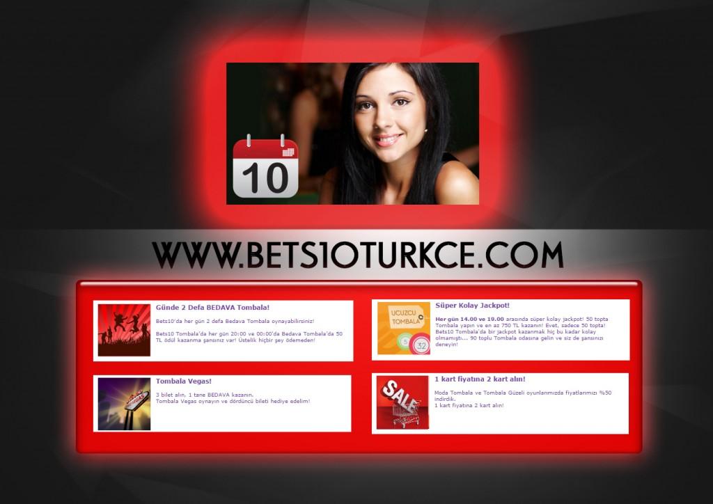 Bets10 Kampanyalar Canlı Casino