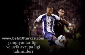 Avrupa Kupaları - Şampiyonlar Ligi, UEFA Avrupa Ligi Bets10 Oranları