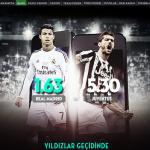 Real Madrid Juventus Maçına Özel Bonus