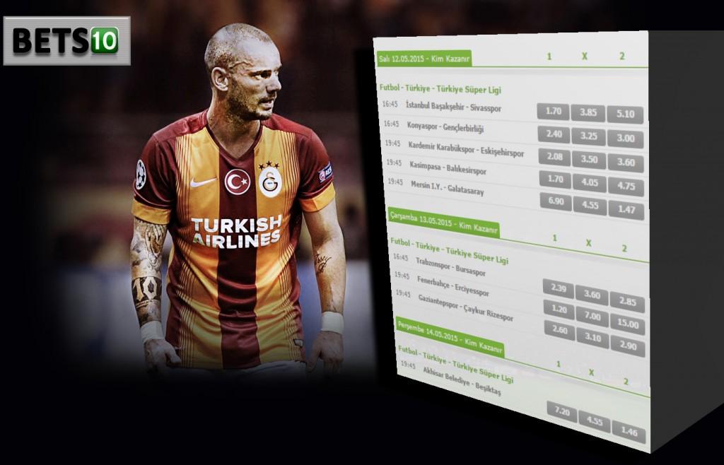 Bets10 Süper Lig Hafta içi Oranları - Bets10Turkce.Com