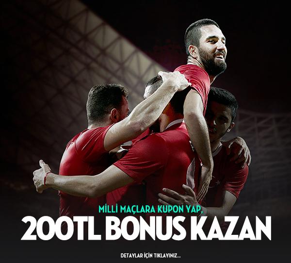 Bets10 dan Avrupa Kupası Elemelerine 200 TL Bonus