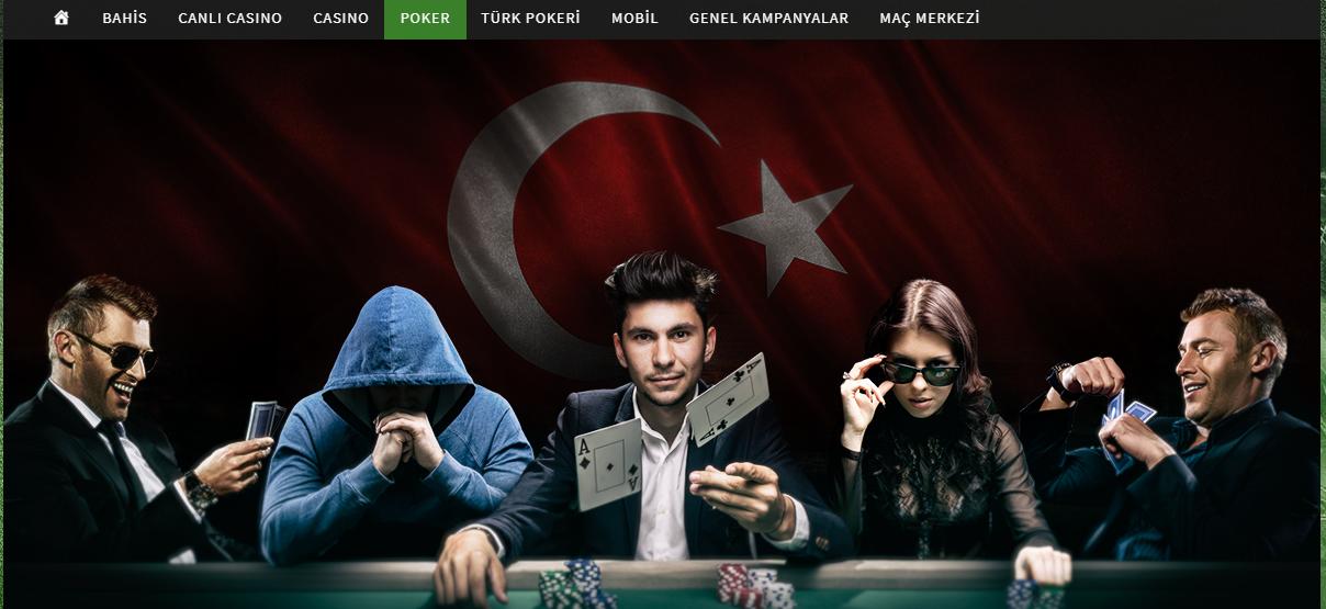 Bets10 Limitsiz Poker Masaları