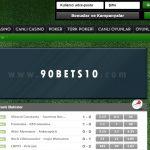 90Bets10.com Yeni Giriş Adresi ve Derbi Bonusu