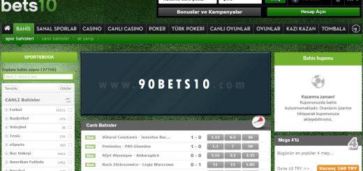 90Bets10.com