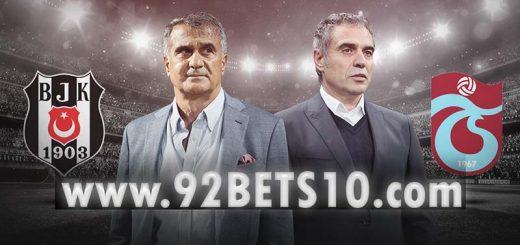 92Bets10.com Giriş ve Beşiktaş Trabzon Maçına Bonus