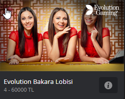 Evulution Bakara Lobisi